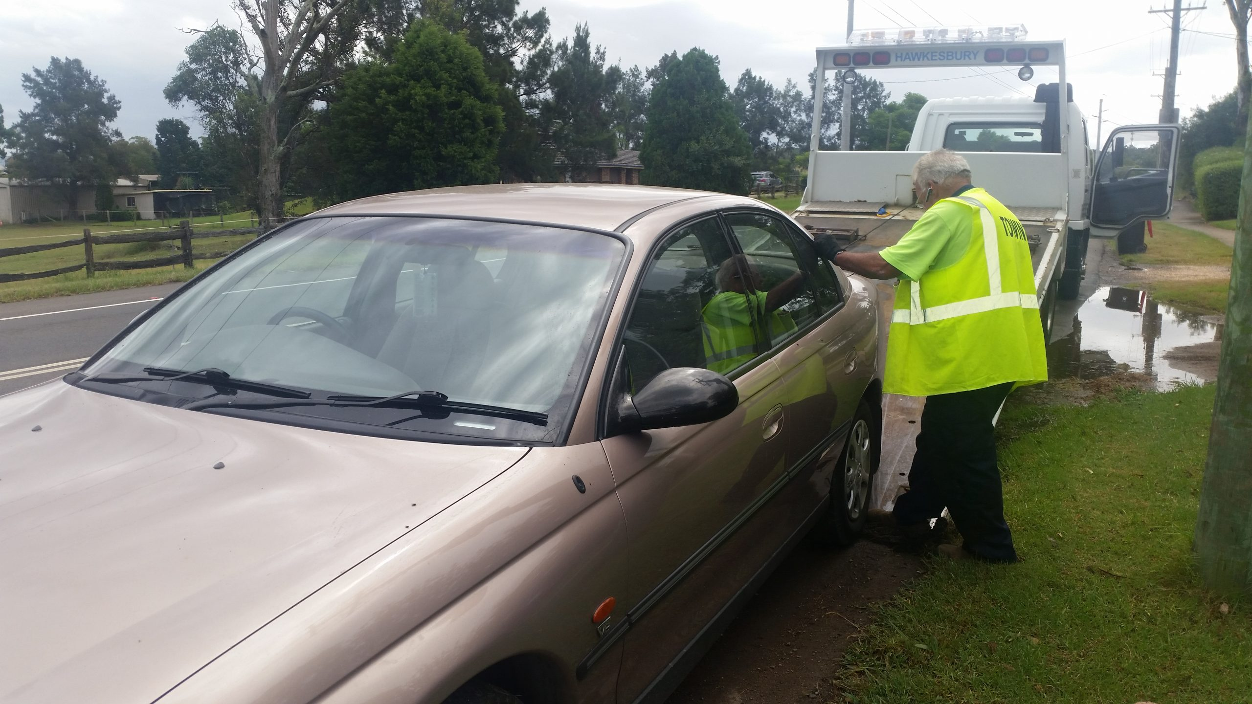 Accident Towing Hawkesbury