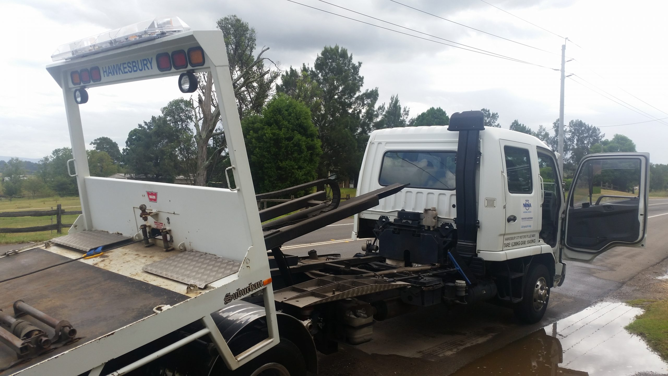 Richmond NSW Towing